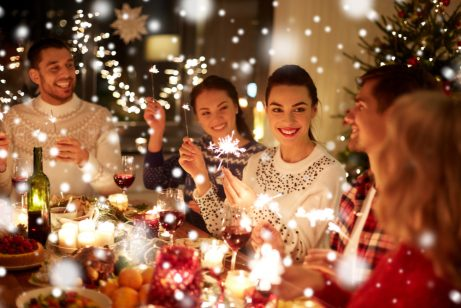 Tips for a healthy festive season