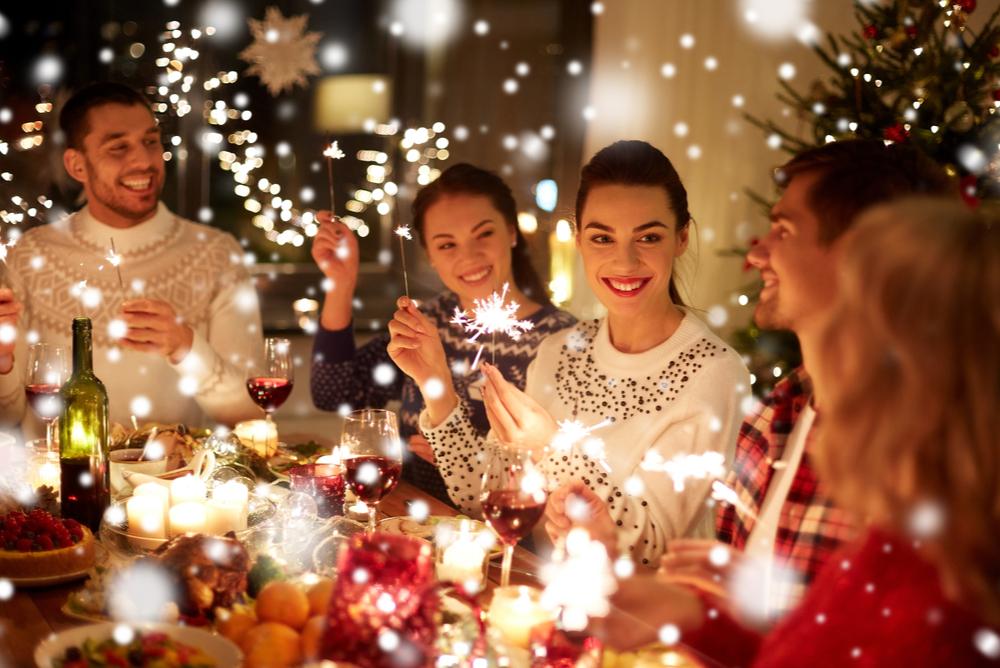 Tips for a healthy festive season